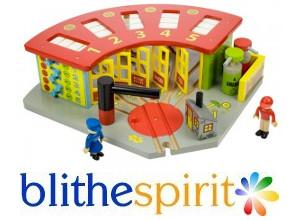 Blithe Spirit Ltd